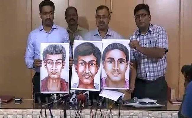 पत्रकार गौरी लंकेश की हत्या मामले में एसआईटी ने जारी किए तीन आरोपियों के स्केच