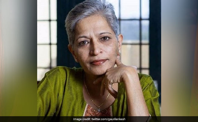 Demand for speeding up probe into Gauri Lankesh murder