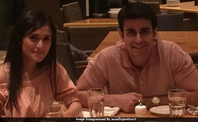 Gautam Rode And Pankhuri Awasthy Get Engaged
