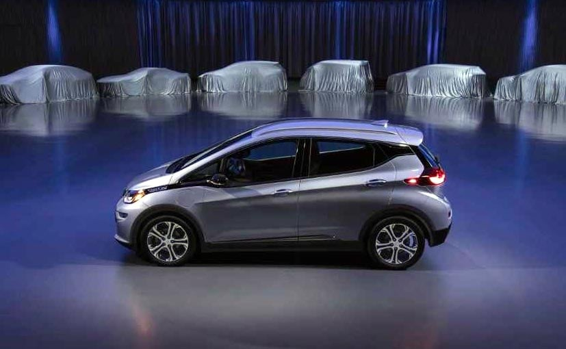 GM Promises Two New EVs in 18 Months, Plans All-Electric Future