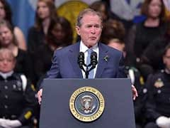 George W Bush To Attend Joe Biden Inauguration