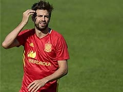 'Proud' Gerard Pique To Carry On For Spain Despite Catalonia Backing