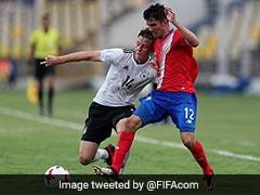 FIFA U-17 World Cup: Noah Awuku Scores As Germany Defeat Costa Rica 2-1