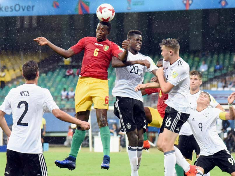 FIFA U-17 World Cup: Germany Face Colombia In First Pre-Quarters Clash