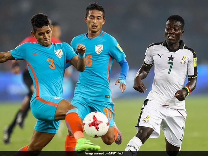 FIFA U-17 World Cup: India's Campaign Ends In Heartbreak, Ghana Top Group A