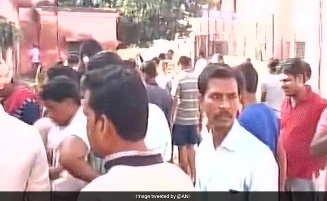 यूपी के गाजीपुर में RSS कार्यकर्ता और स्थानीय पत्रकार राजेश मिश्रा की हत्या