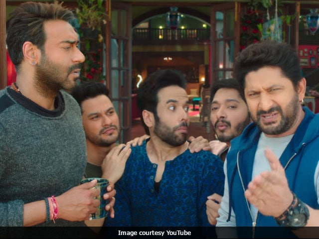Golmaal Again Makers Open Bookings A Month Ahead Of  Its Release
