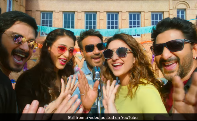 Golmaal Again Song: Hum Nahi Sudhrenge Sing Ajay Devgn And Gang