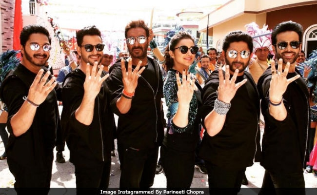 'Golmaal Again' has much bigger opening than 'Secret Superstar'