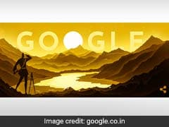 Google Doodle Celebrates Birthday Of Explorer Nain Singh Rawat