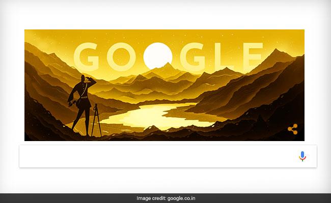Google Doodle Celebrates Birthday Of Explorer Nain Singh Rawat