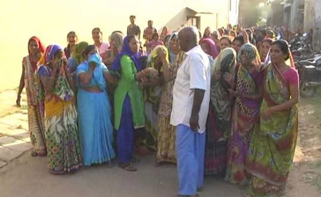 gujarat dalit man beaten up