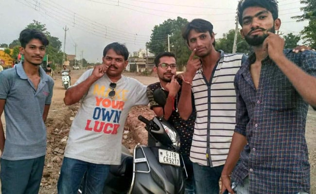 'Mr Dalit' Protest On WhatsApp After Attacks in Gujarat Over Moustache