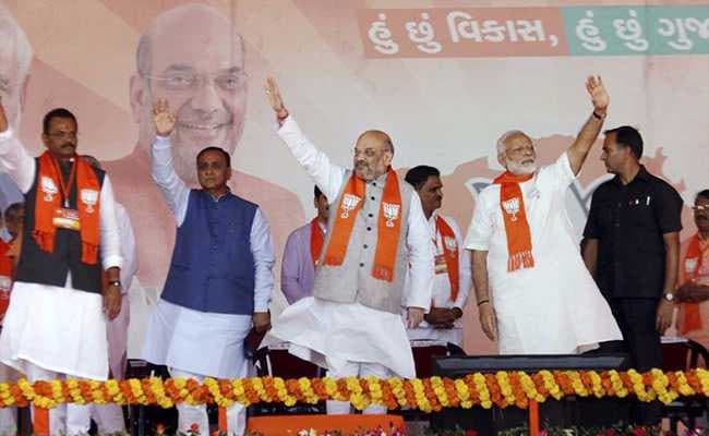 Chief Ministers For Gujarat, Himachal Pradesh Highlights: Vijay Rupani Retains Top Job
