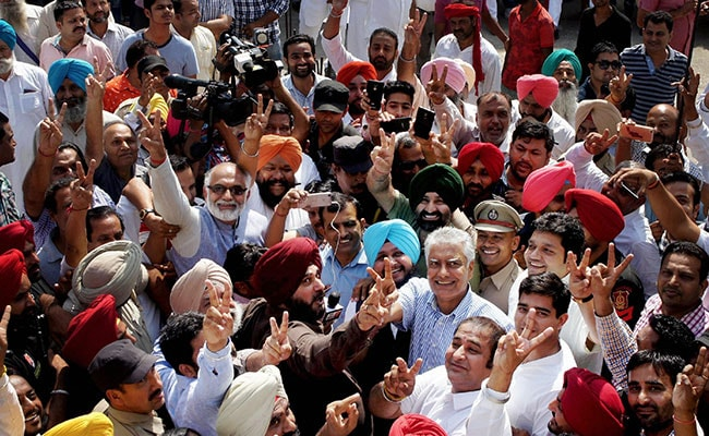 Gurdaspur Bypoll: BJP-SAD, AAP Allege Misuse Of Government Machinery