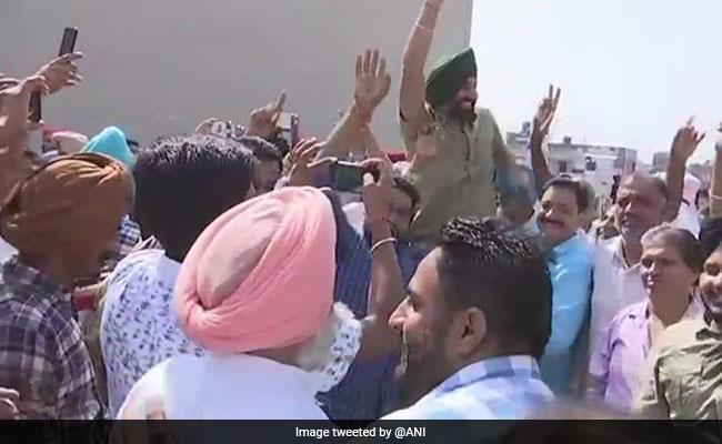 गुरदासपुर उपचुनाव : बीजेपी को तगड़ा झटका, कांग्रेस के सुनील जाखड़ ने करीब 2 लाख वोटों से जीत हासिल की