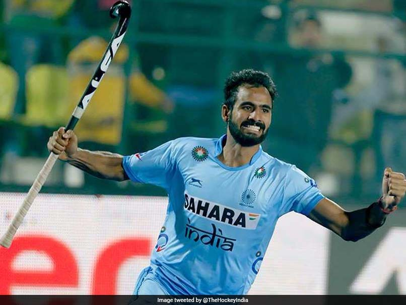 Asia Cup Hockey: Gurjant Singh Salvages India Against Korea