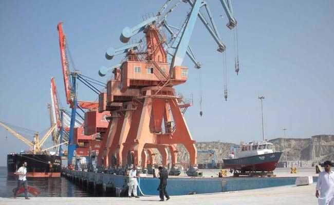 At A Forgotten Pakistan Port, China Paves A New Silk Road