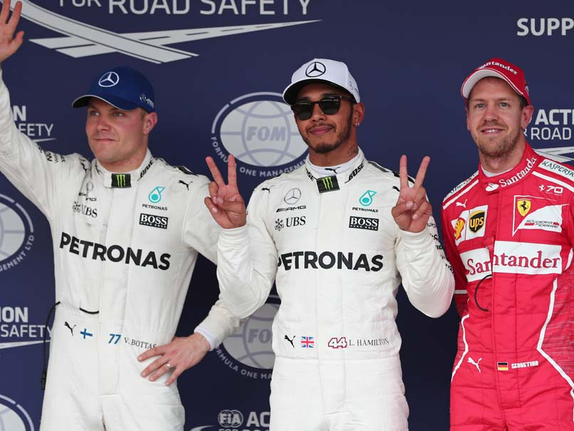 Japanese Grand Prix: Lewis Hamilton Romps to 71st Career Pole