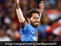 India Vs Australia: Hardik Pandya Gets A Makeover He Did Not Want