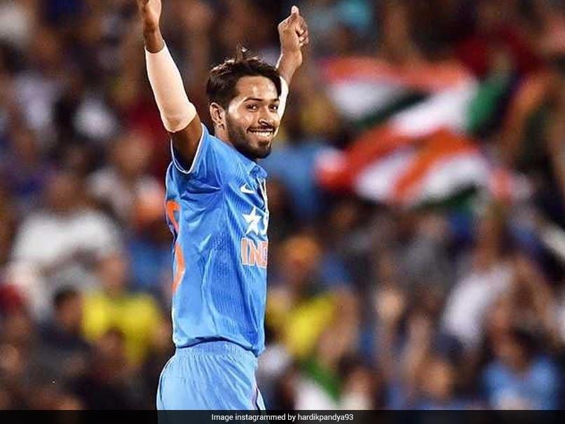 India Vs Australia: Hardik Pandya Gets A Makeover He Did Not Want