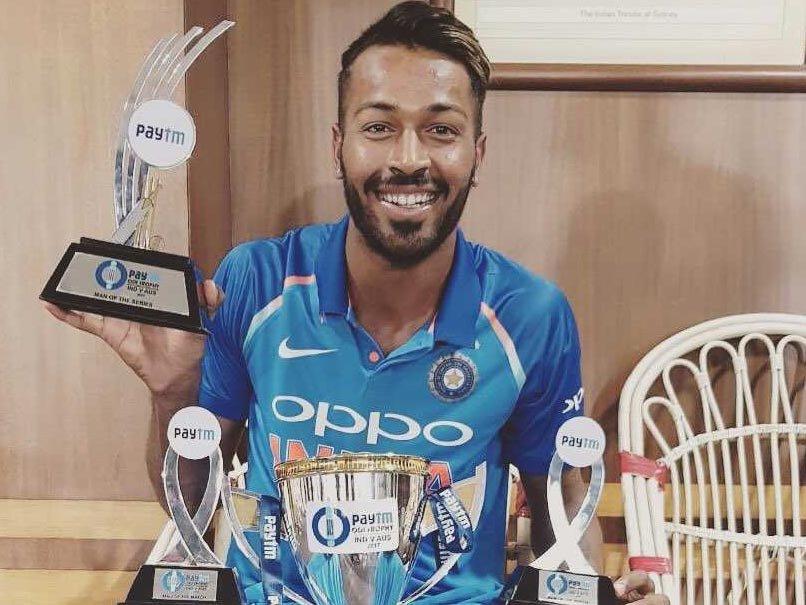 India vs Australia: Hardik Pandya Keeps His Promise To