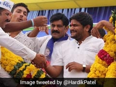 After Saying 'Too Busy', Hardik Patel Reportedly Meets Rahul Gandhi