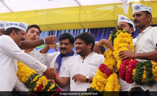 'Quota Roadmap By Next Meeting Or Else...,' Hardik Patel Reminds Congress