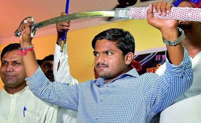 Determined To Defeat BJP In Gujarat, Asserts Hardik Patel