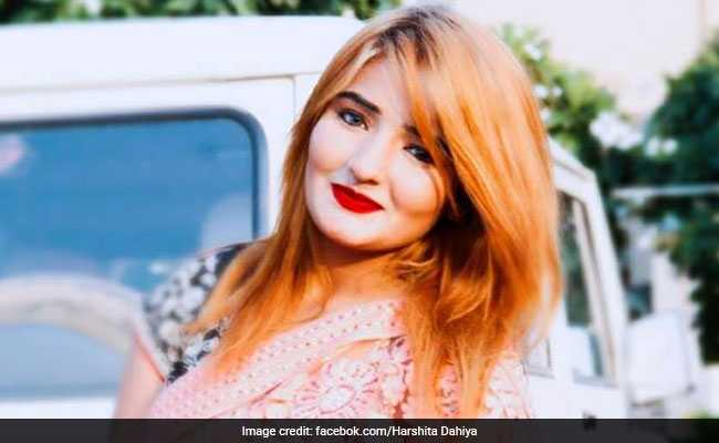 22-Year-Old Haryana Singer Harshita Dahiya Killed Near Delhi, Shot 6 Times In Neck And Head