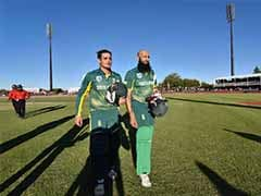 1st ODI: Quinton De Kock, Hashim Amla Share Record Partnership As South Africa Thrash Bangladesh