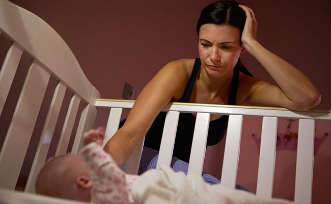 New Mothers Tend To Suffer Disrupted Sleep For 6 Years: Study