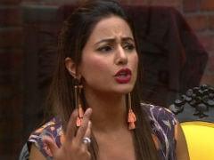 <I>Bigg Boss 11</i>, October 12: Vikas Gupta Not Happy With Hina Khan's Captaincy Nomination