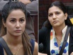 <i>Bigg Boss 11</i>, October 20: Who Is The Next Captain - Hina Khan Or Sapna Choudhary?