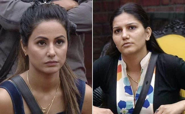 Bigg Boss 11, October 20: Who Is The Next Captain - Hina Khan Or Sapna Choudhary?