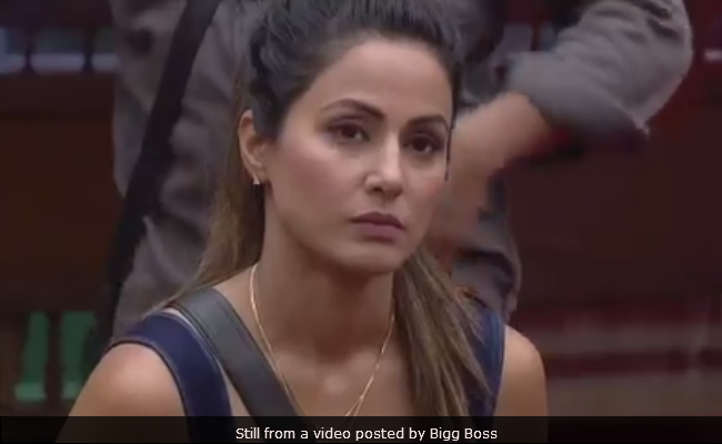 Bigg Boss 11, October 20, Written Update: Hina Khan Becomes The New Captain Of The House