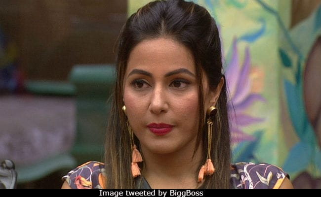 Bigg Boss 11, October 12, Written Update: Hina Khan Cries For Being Called 'Hypocrite'