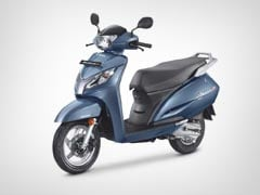 Honda Activa Crosses 20 Lakh Sales Mark In April-October 2017