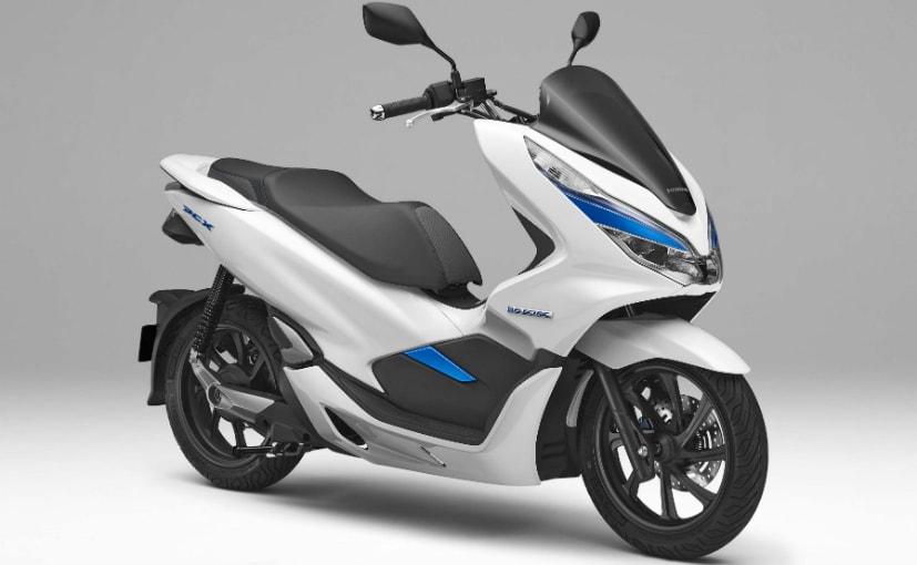 Honda Electric Pcx >> Tokyo Motor Show 2017: Honda Announces Electric, Hybrid Scooters - NDTV CarAndBike