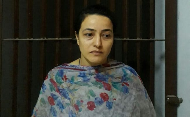 Honeypreet Insan, Ram Rahim's 'Daughter', Arrested After TV Appearance