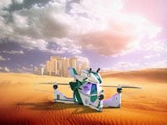 Dubai Police To Add Hoverbikes To Its Fleet