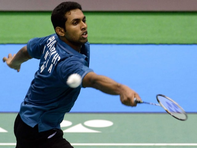 French Open Super Series: HS Prannoy Enters Quarterfinals