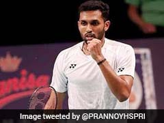 HS Prannoy Breaks Into Top 10 In BWF Rankings