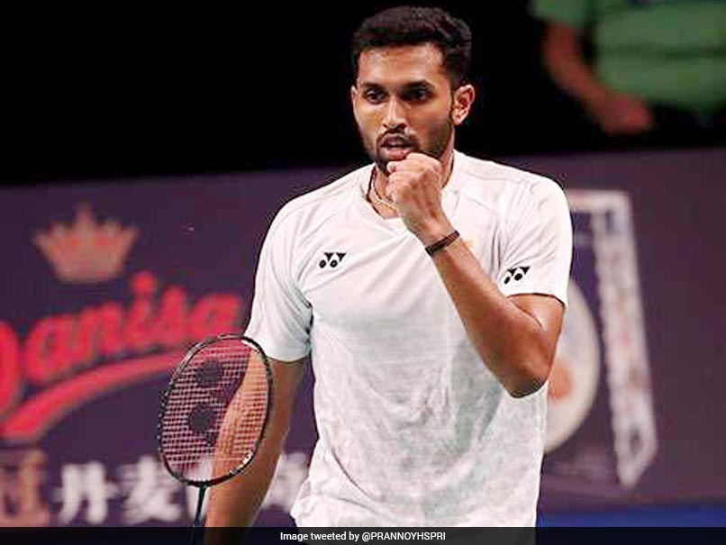 Kashyap reaches career-best ranking of 11