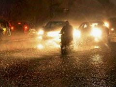 Heavy Rains, Gusty Winds Lash Hyderabad, 18-Year-Old Electrocuted