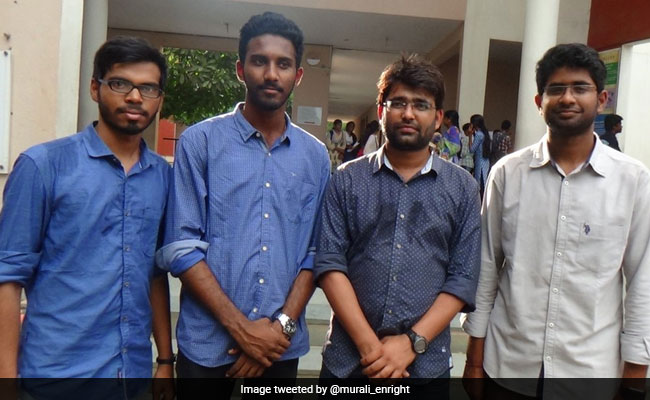 5 Telangana Students Selected For NASA Rover Challenge