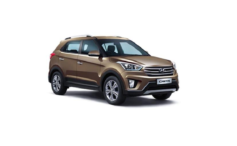 The Hyundai Creta is priced between Rs. 9.29-14.55 lakh (ex-showroom, Delhi)