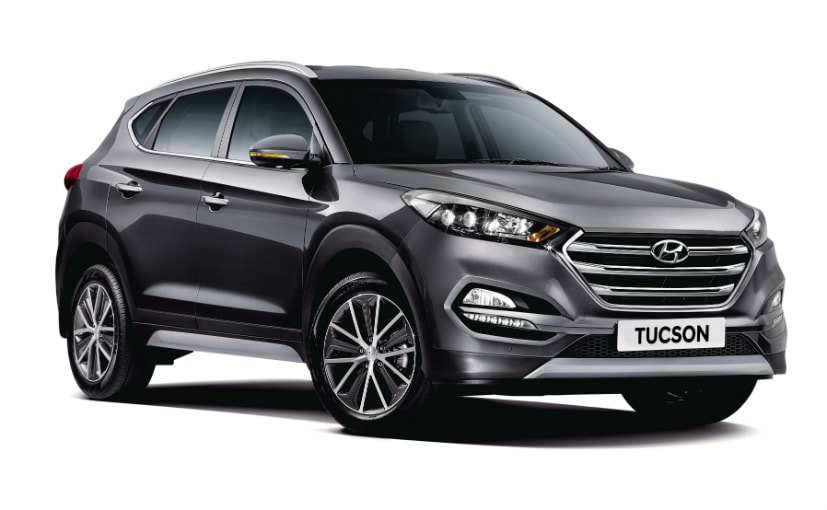 The Tucson is the flagship Hyundai SUV in India after the Santa Fe was discontinued