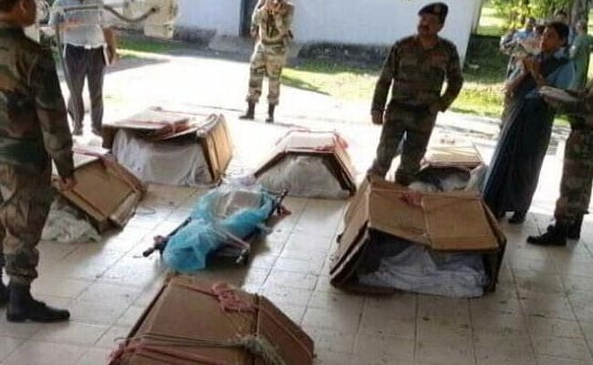 iaf coffin controversy