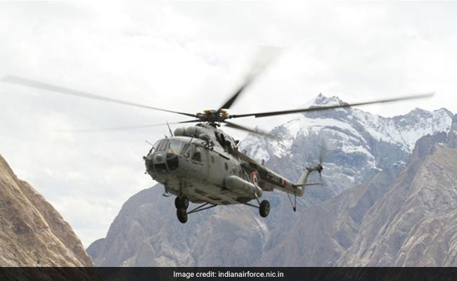 Mi-17 Chopper Crashed Due To Detachment Of Tail Rotor: Air Force Chief